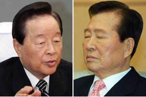 김영삼 vs 김대중